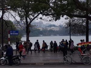 Het Caballos hotel in het hart van Hanoi