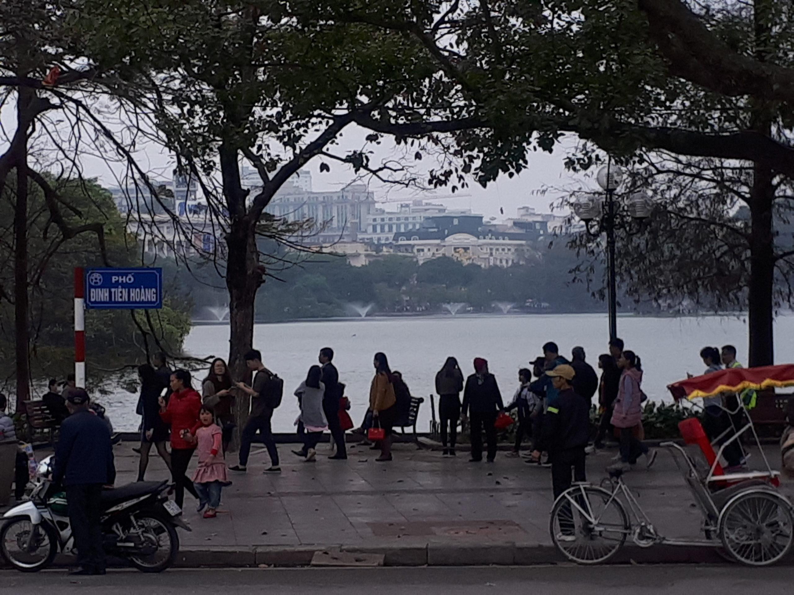 The Caballos hotel in the heart of Hanoi